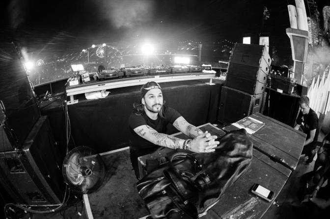 Steve Angello! (Creamfields2013)