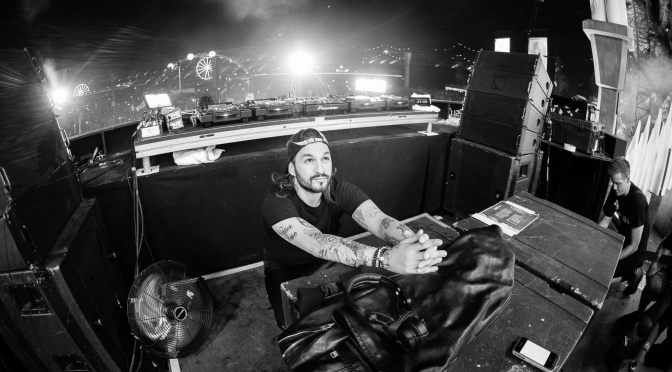 Steve Angello! (Creamfields2013)