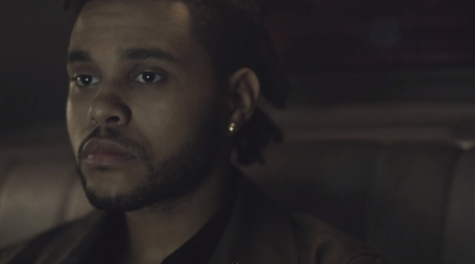 The Weeknd killin'